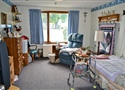 Resident Room - Health Care South Unit